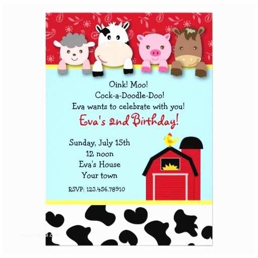 Farm Party Invitations 25 Best Ideas About Farm Party Invitations On Pinterest