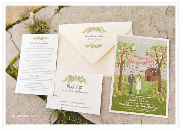 Farm Wedding Invitations Exclusive Farm Wedding Invitations You Must See