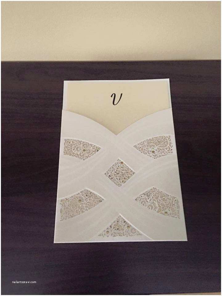 Fast Wedding Invitations Fast Delivery Handmade Paper Laser Cut Bengali Wedding
