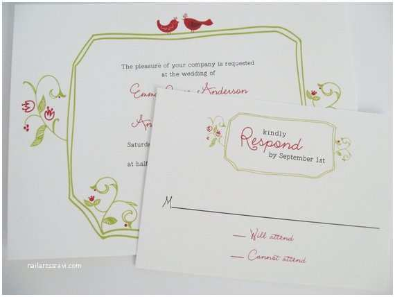 Fast Wedding Invitations Fast Wedding Invitations by Whimsicalprints On Etsy