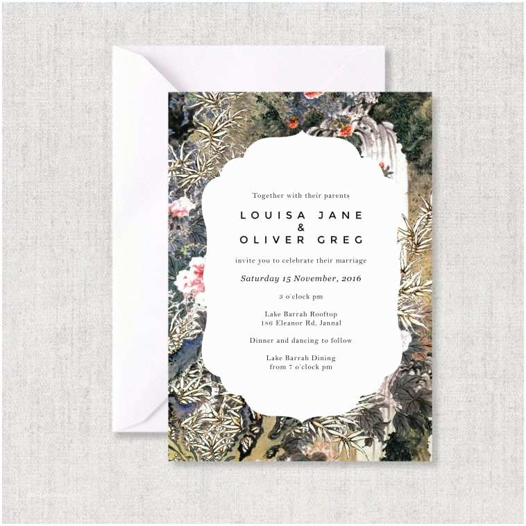 Fast Wedding Invitations Fearsome Quick Wedding Invitations which Popular In This