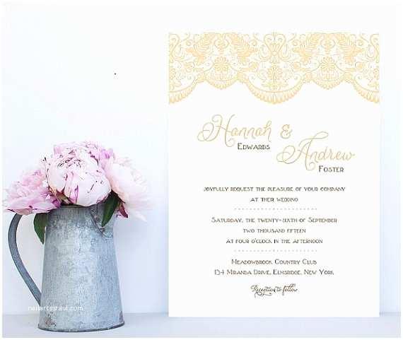 Fast Wedding Invitations Lace Wedding Invitation Fast Lace Wedding Invitations Lacey