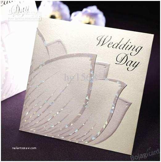 Fast Wedding Invitations Ygb151 Fast Shipping Wedding Favors Invitation Card