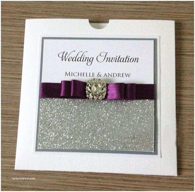 Fedex Wedding Invitations 1000 Images About Glitter Invitations On Pinterest