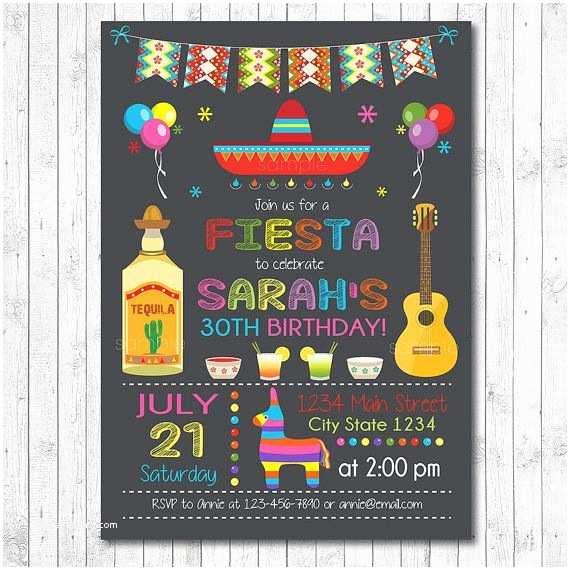 Fiesta Birthday Invitations 25 Best Ideas About Fiesta Invitations On Pinterest
