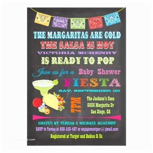 Fiesta Birthday Invitations 3 000 Fiesta Invitations Fiesta Announcements & Invites