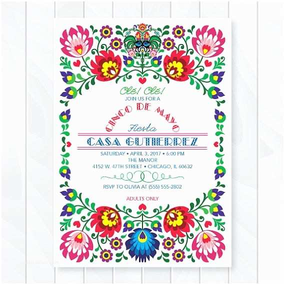 Fiesta Birthday Invitations Best 25 Fiesta Invitations Ideas On Pinterest