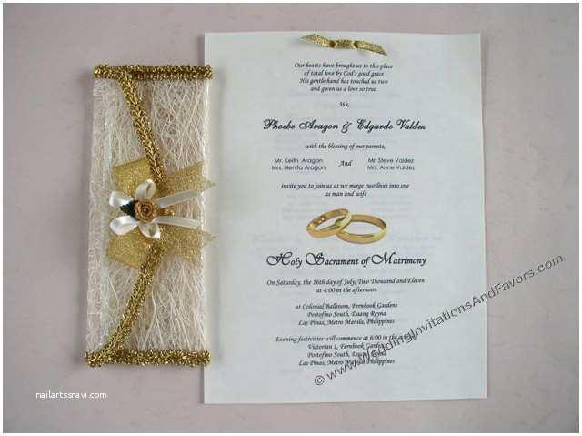 Filipino Wedding Invitation Sample Sample Wedding Invitation Design Philippines Choice Image