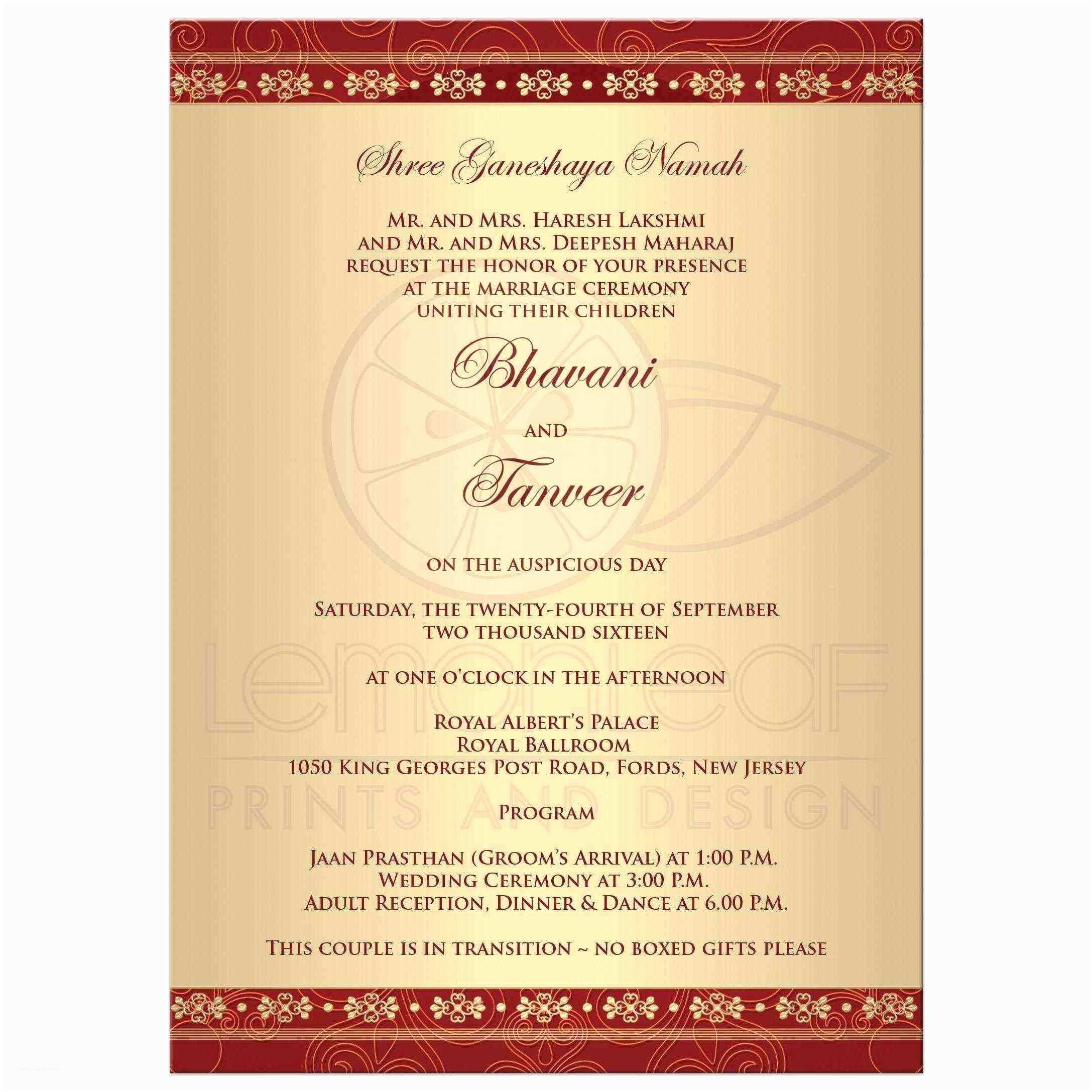 Filipino Wedding Invitation Sample Sample Wedding Invitation Tagalog Version Image