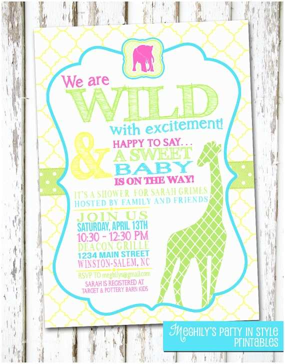Fill In Baby Shower Invitations How to Fill Out A Baby Shower Invitation