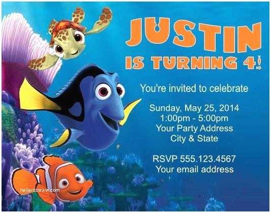 Finding Nemo Birthday  Cool Finding Nemo Birthday Party