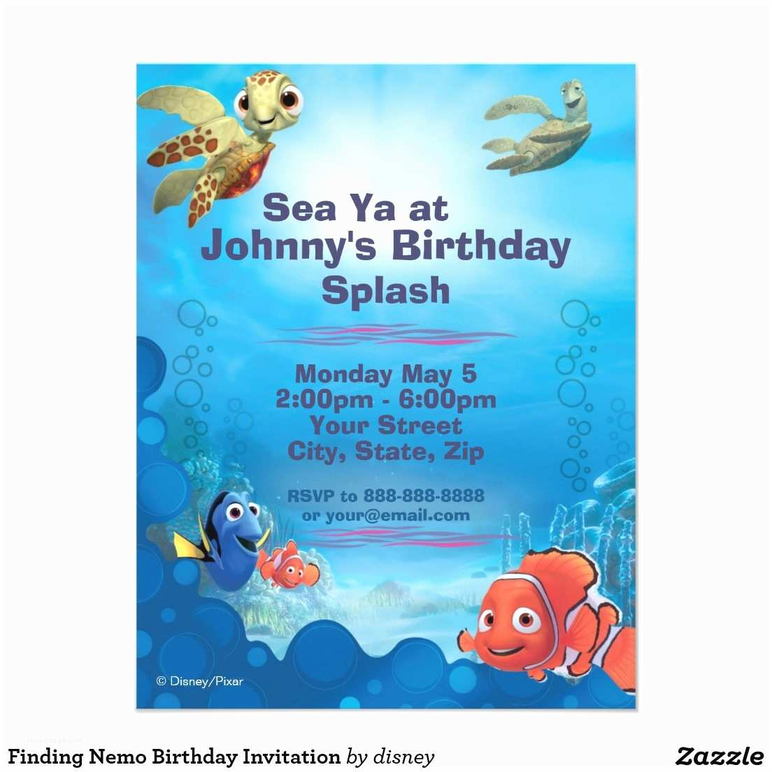 Finding Nemo Birthday S Finding Nemo Birthday  – Plus