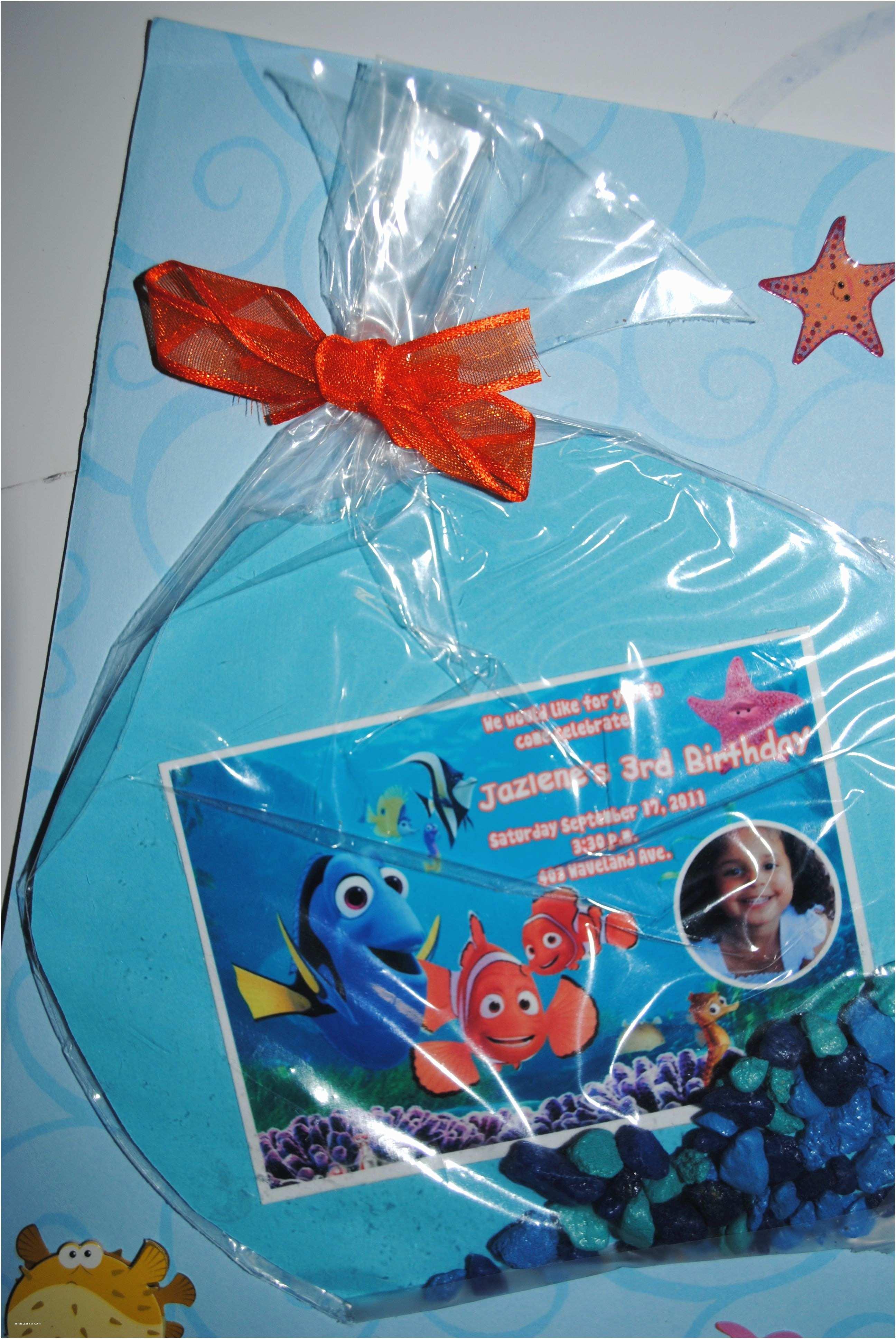 Finding Nemo Birthday Invitations Finding Nemo Invitation Finding Nemo