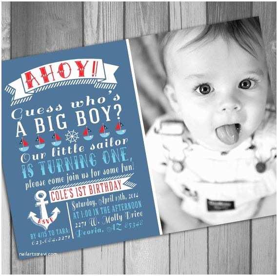 First Birthday Invitations Boy Best 25 Boy Birthday Invitations Ideas On Pinterest