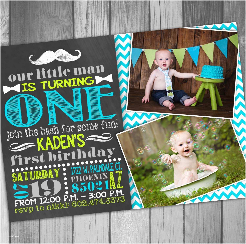 First Birthday Invitations Boy First Birthday Invitation Boy Birthday Baby Boy First Birthday