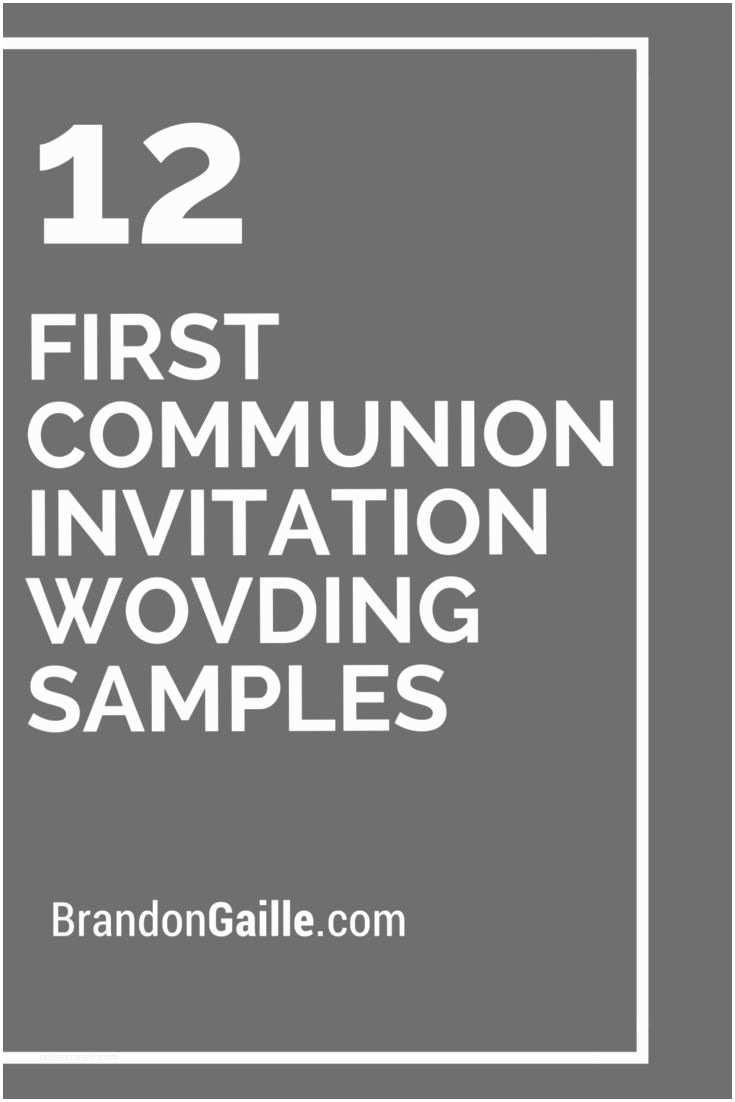 First Communion Invitation Wording Best 25 First Munion Invitations Ideas On Pinterest