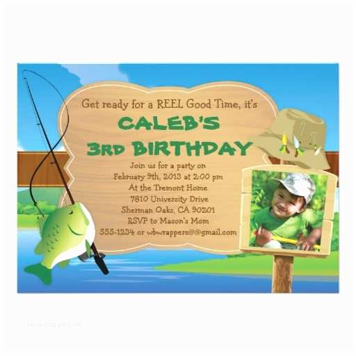 Fishing Party S Reel Good Time Fishing Themed Party
