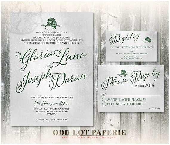 Fishing Wedding Invitations Fishing Printable Wedding Invitation and Rsvp Fishing