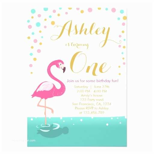 Flamingo Party Invitations Flamingo Party Invitation Flamingo Birthday Invite
