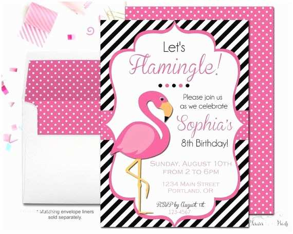 Flamingo Party Invitations Flamingo Party Invitations Flamingo Party Invites