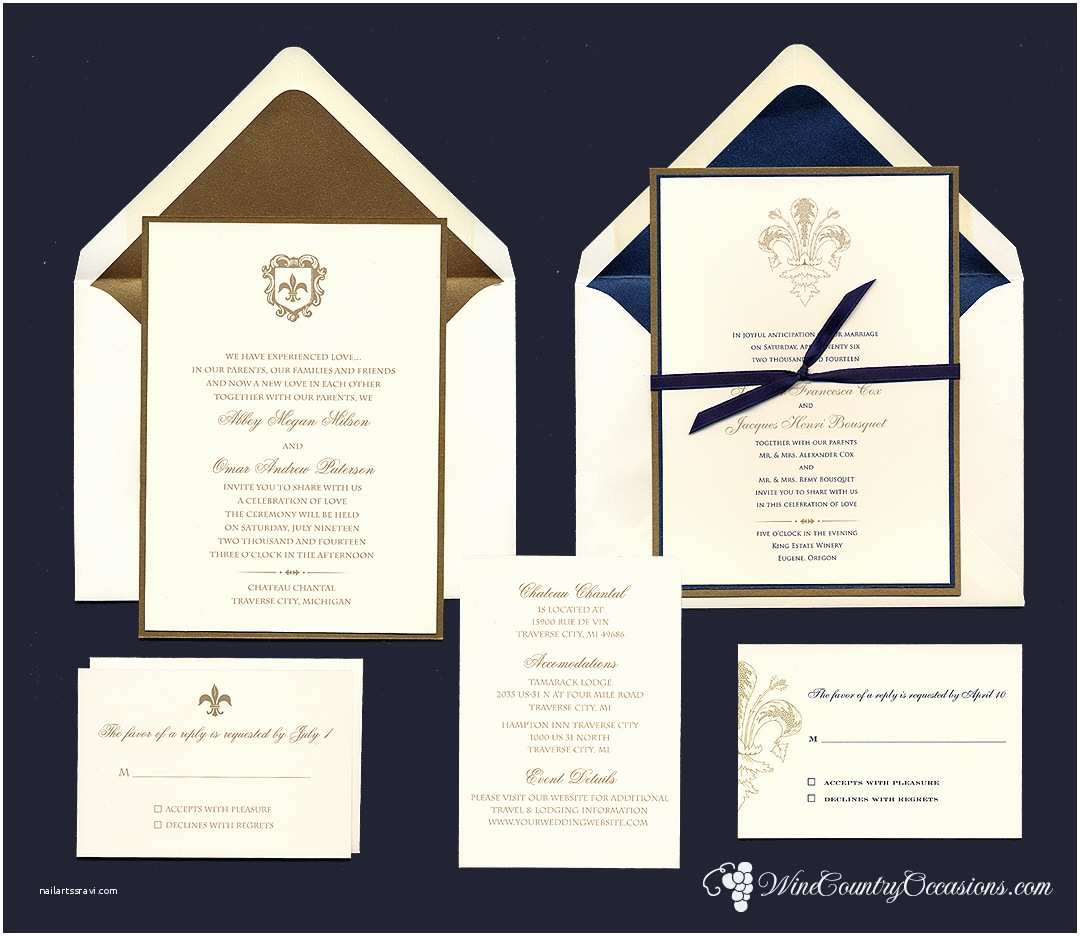 Fleur De Lis Wedding Invitations Fleur De Lis Wedding Invitations Template