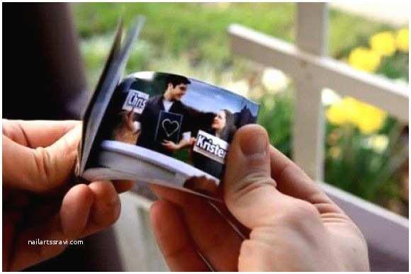 Flip Book Wedding Invitation 59 Best Creative Wedding Invitations Images On Pinterest