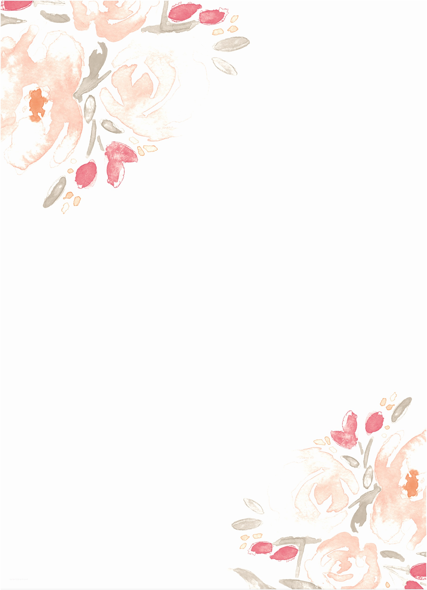 Floral Wedding Invitations Lovely Wedding Invitation Flowers 57 with Additional