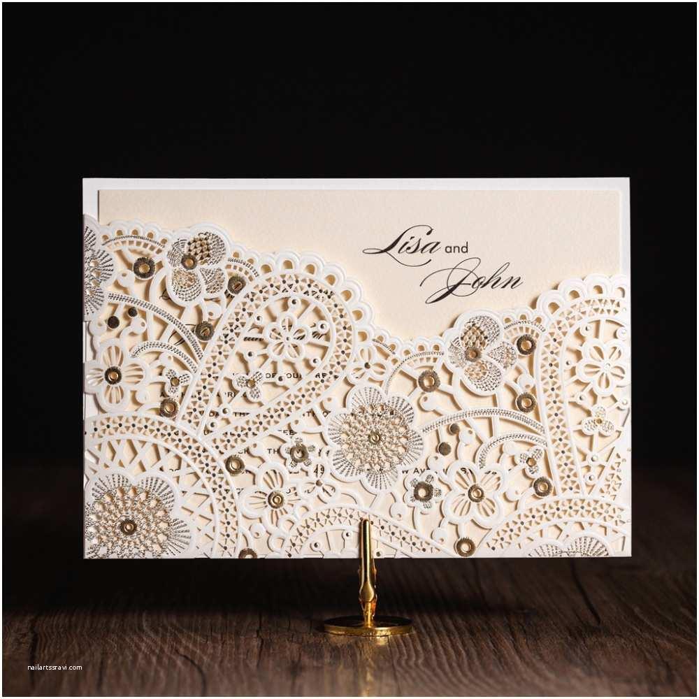 Foil Wedding Invitations Cheap 2016 New Luxury Laser Cutting Wedding  Invitation Card