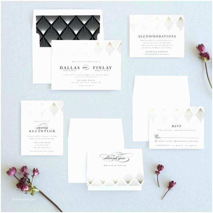 Foil Wedding Invitations Cheap Foil Pressed Wedding Invitations with Foil Wedding