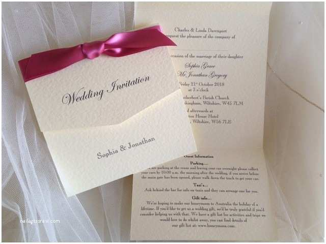 Folded Wedding Invitations Tri Fold Wedding Invitations Affordable Wedding