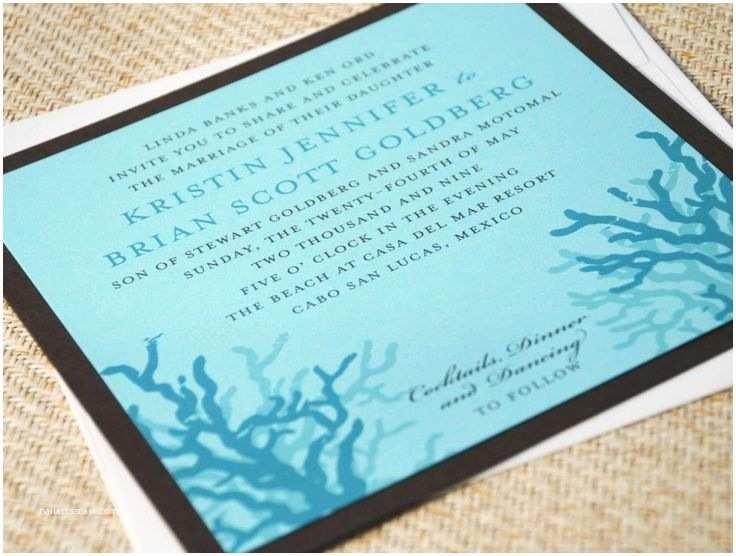 Formal Beach Wedding Invitations 15 Best formal Wedding Invitations Images On Pinterest