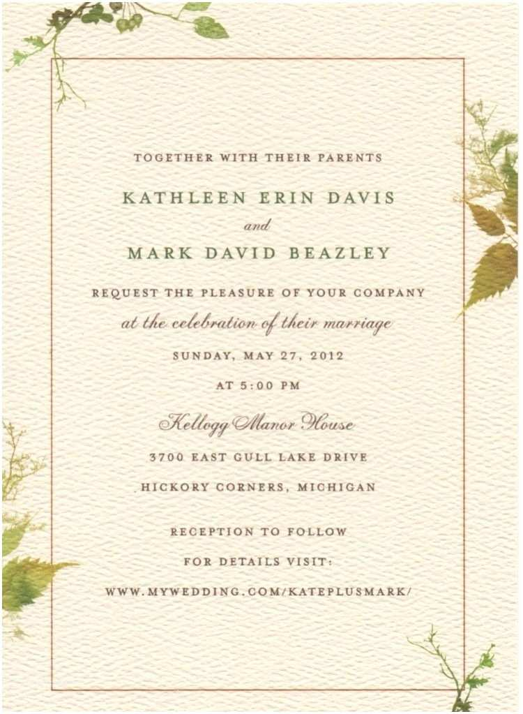 Formal Beach Wedding Invitations Elegant Wedding Invitation Wording Black Tie Optional
