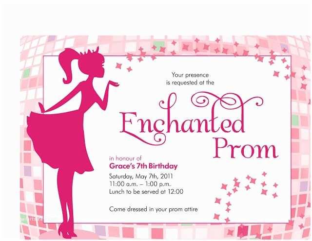 teens prom invitation - HD1600×1236