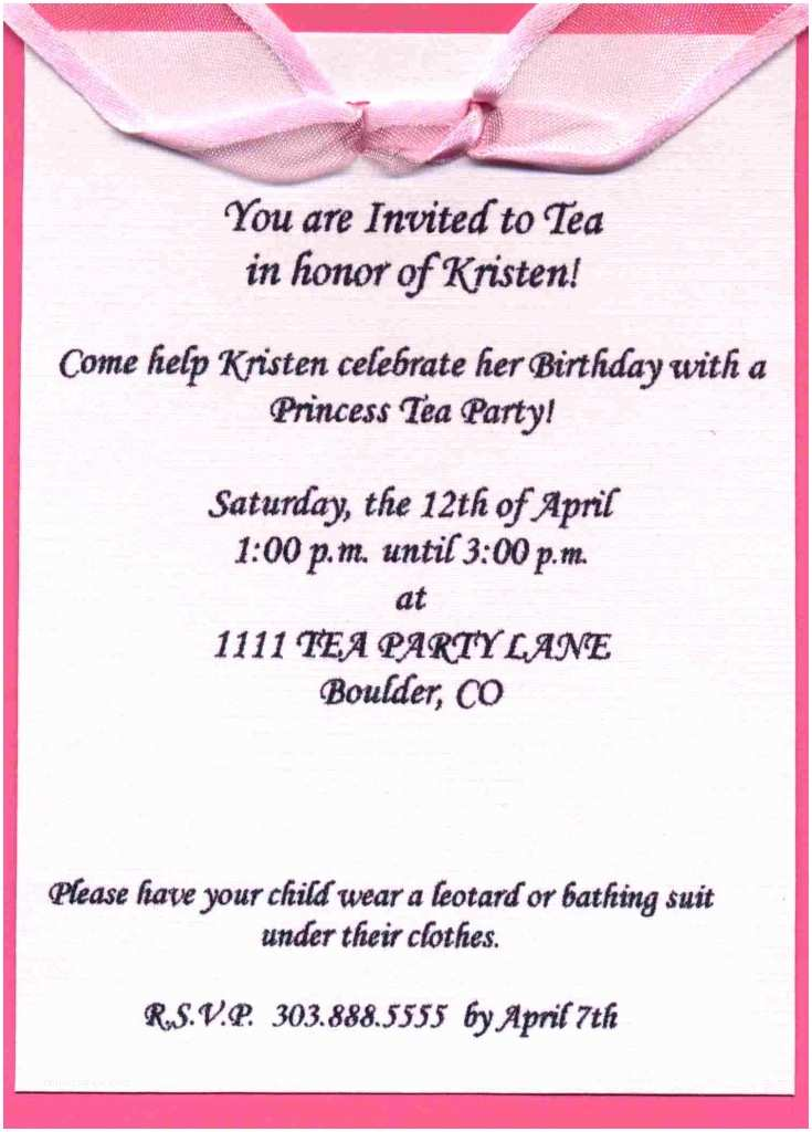 Formal Party Invitation Invitation formal Wear Choice Image Invitation Sample