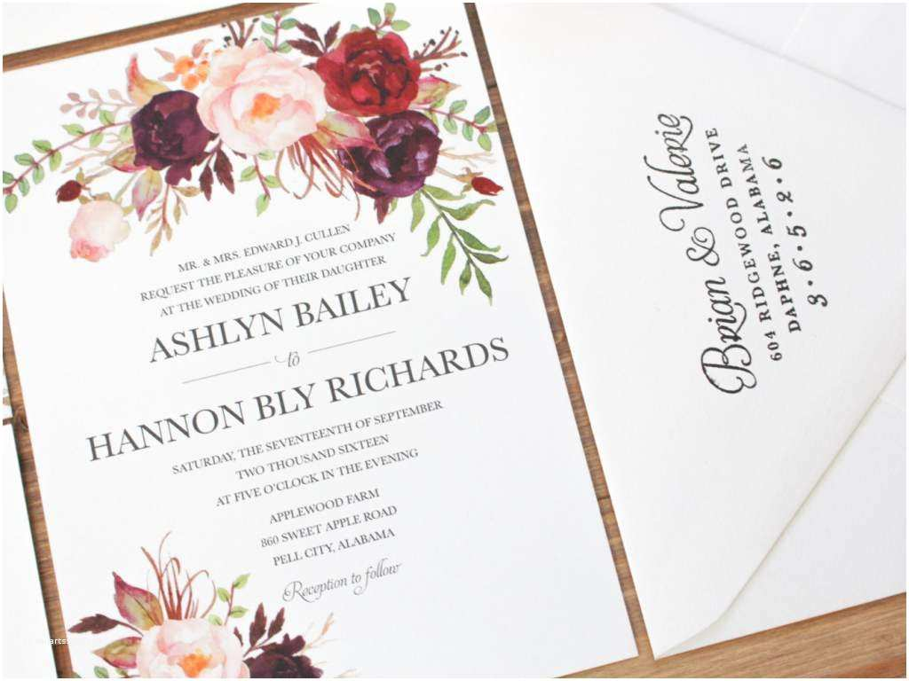 Formal Wedding Invitations Invitation formal and Nonformal Image Collections