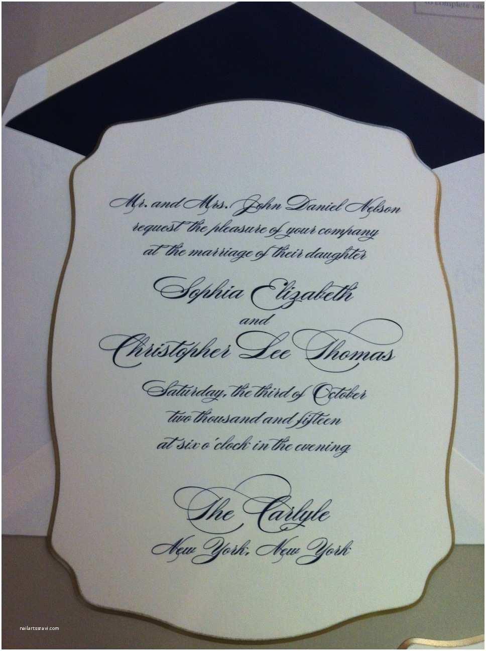 Formal Wedding Invitations Selecting the Perfect Wedding Invitations