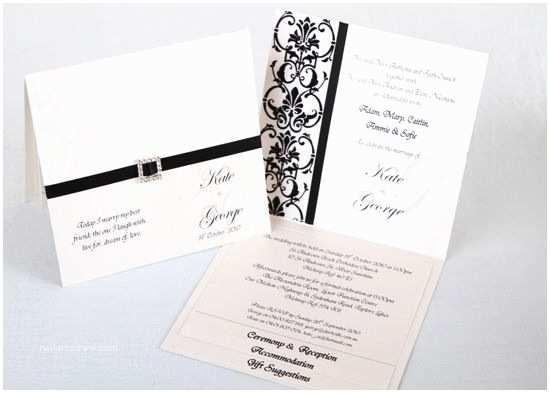 Formal Wedding Invitations Wedding Invitation Designs
