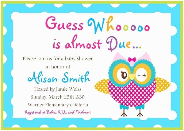 Free Baby Shower Invitation Baby Shower Invitation Templates