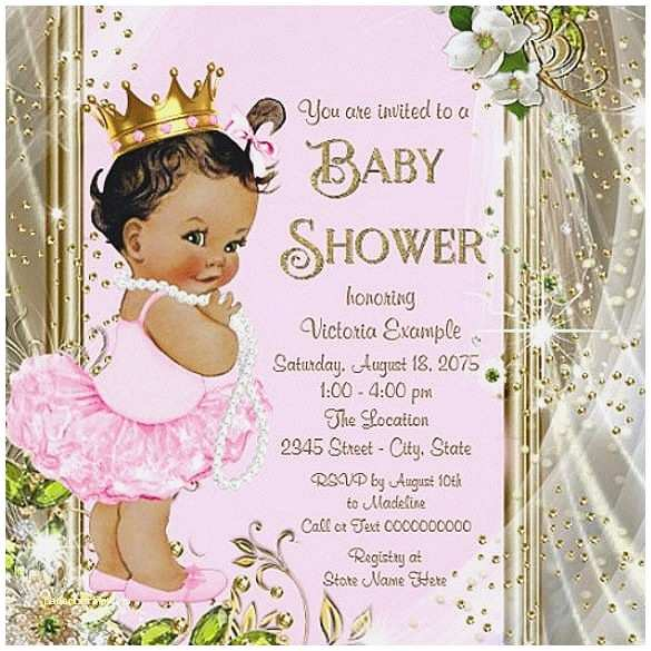 Free Baby Shower Invitations for Girls Baby Shower Invitation Fresh Baby Girl Shower Invitations