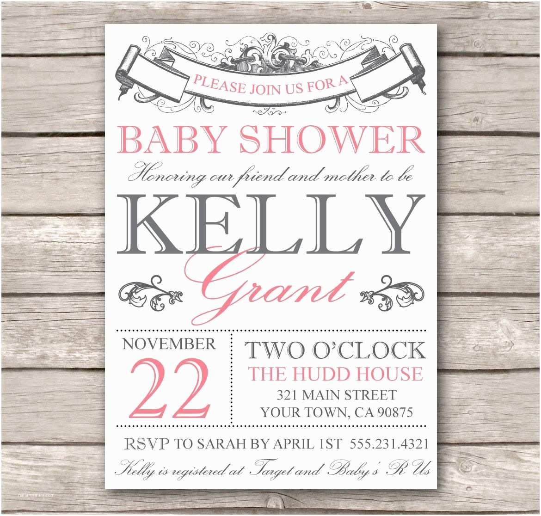 Free Baby Shower Invitations Online Design Baby Shower Invitations Templates Free Download