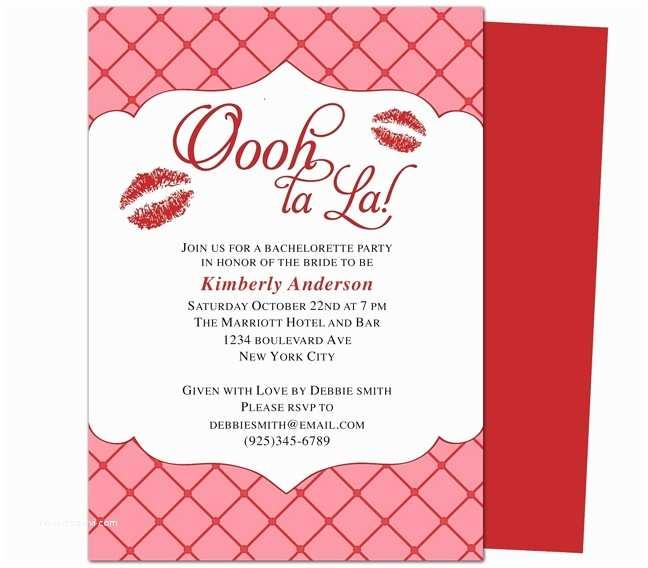 Free Bachelorette Party Invitations Printable Bachelorette Invitations Party Templates