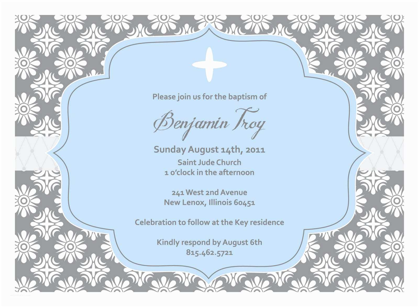 Free Baptism Invitations Baptism Invitation Template Baptism Invitation Template