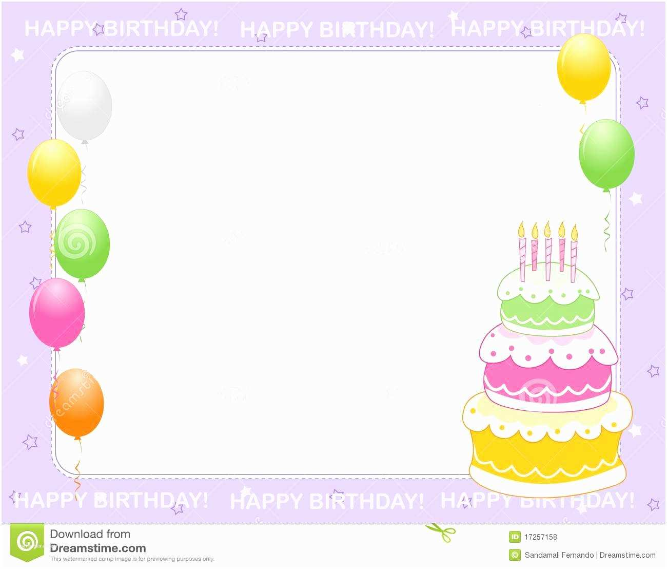 Free Birthday Invitations Birthday Invitation Cards