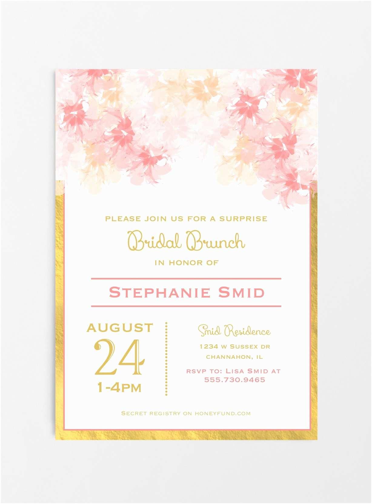 Free Bridal Shower Invitations Bridal Shower Invitations Bridal Brunch Shower