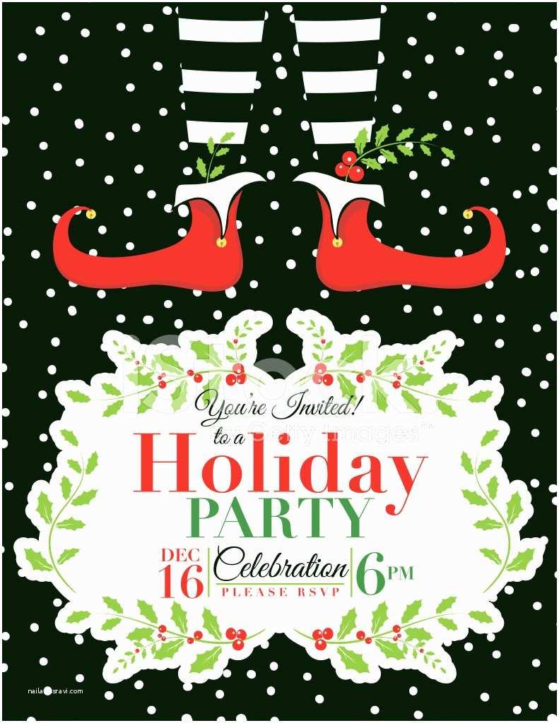 Free Christmas Party Invitation Templates Christmas Party Invitation Template