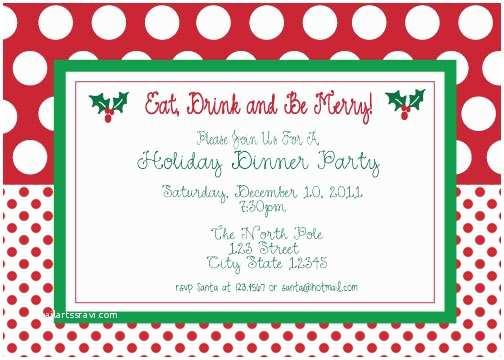 Free Christmas Party Invitation Templates Free Printable Christmas Party Invitations Template
