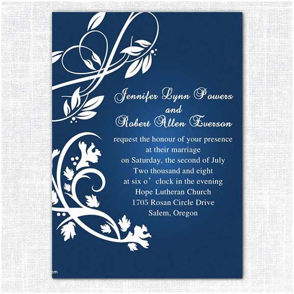 Free Editable Wedding Invitation Templates Editable Wedding Invitation Templates Free Download
