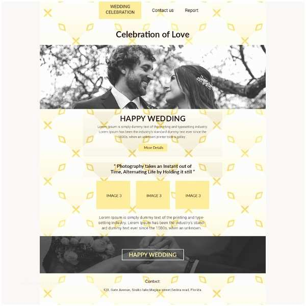 Free Email Wedding Invitation Templates Wedding Invitation Templates
