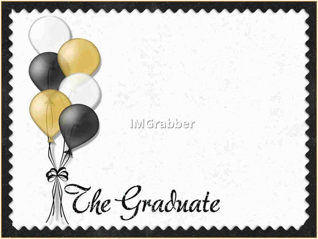 Free Graduation Invitation Templates Free Graduation Invitation Templates