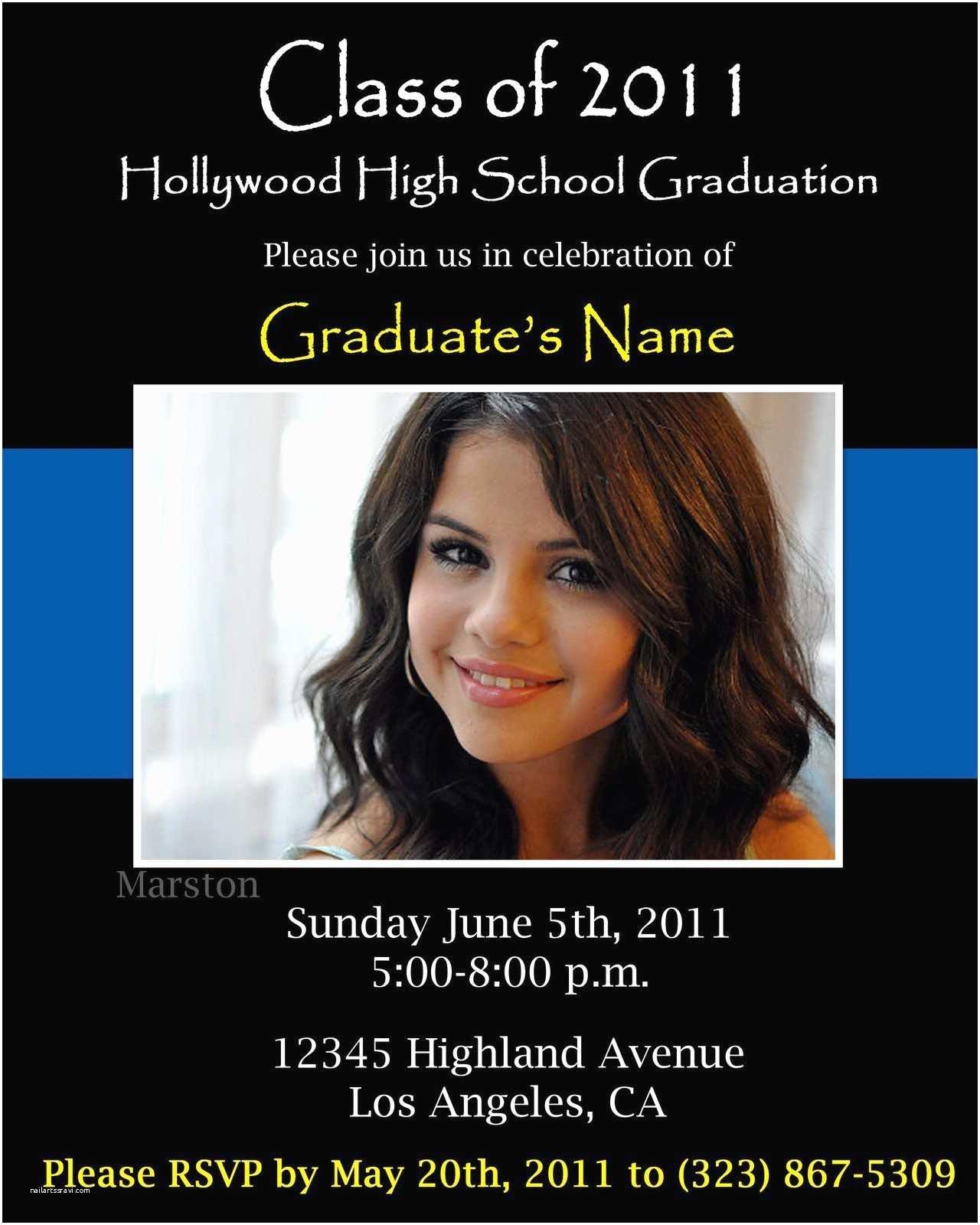 Free Graduation Invitations Graduation Invitation Graduation Invitation Templates